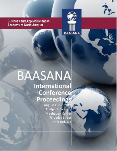 BAASANA 2013 International Conference Proceedings