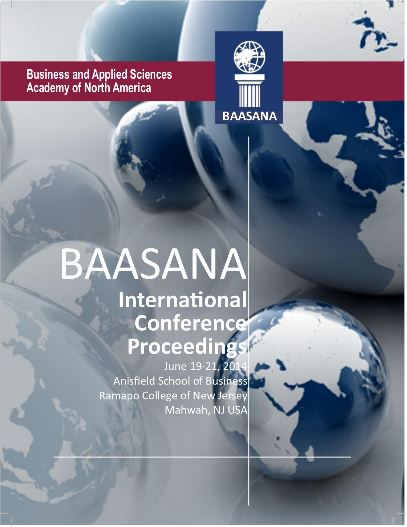 BAASANA 2014 International Conference Proceedings
